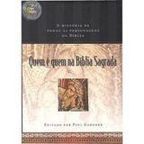 Douglas M. - Quem É Quem Na Biblia Sagrada - Preço Imbativel