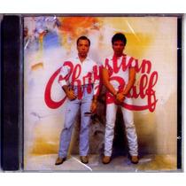 Cd Chrystian E Ralf 1993 - (cd Novo E Lacrado)
