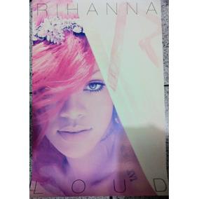Poster Rihanna Loud 40 X 60 Cm Lindao Maravilhoso P Entrega