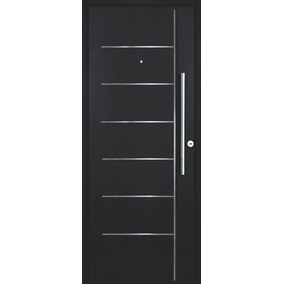 puerta entrada pavir mnaco pintura final negra o blanca