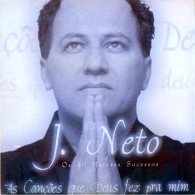 J.neto - Cd Com As 40 Melhores Canções