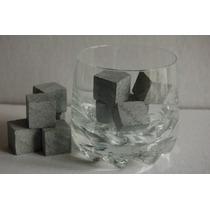 20 Cubos Pedra Sabão Gelar Whisky + Caixa + Frete Grátis*