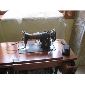 Máquina Costura Singer 1912 Completa Antiguidade