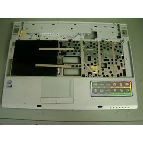 Carcaça Superior Com Mouse Touch Notebook Lg E500