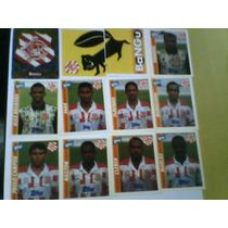 Figurinhas Brasileiro 1997 Bangu Completo Tops