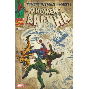 Colecao Historica Marvel Homem-aranha 7 Bonellihq Cx147 C17