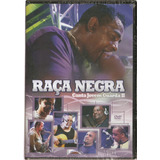 Dvd Raça Negra - Canta Jovem Guarda 2 - Novo***