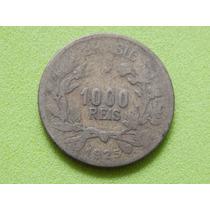 Moeda De 1000 Réis De 1925 - Brasil - (ref 1310)