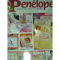 Penélope N 131 - Com Grafico-revista De Ponto Cruz