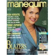 Manequim 423 * Mar/95 * Sandra Annenberg