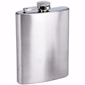 Cantil De Inox Para Whyski E Vodka Importado Stainless Stell