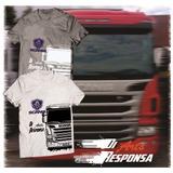 Camiseta Caminhão Scania Serie P , P94,p250,p310