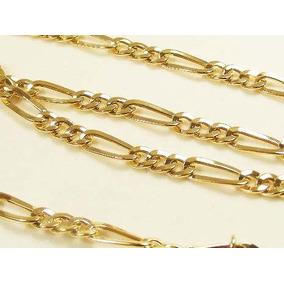 Monreale Corrente Cordão Masculino Em Ouro 18k Elos Grumet