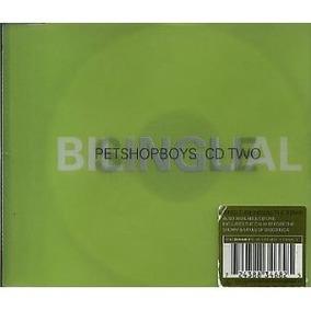 Cd Pet Shop Boys Bilingual Single Cd Two