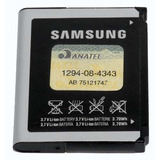 Bateria Original Samsung Gt-s5230 Star Sgh-g800