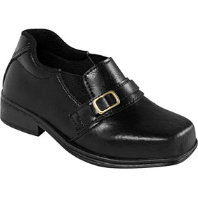 Sapato Social Infantil Masculino Raniel Ref.205-09