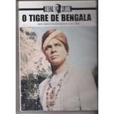 Dvd O Tigre De Bengala - Fritz Lang, Obra Prima = Lacrado#5