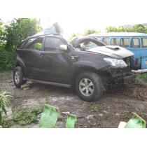 Toyota Hilux Sw4 Ano 07 - Sucata Peças - Planeta Motor