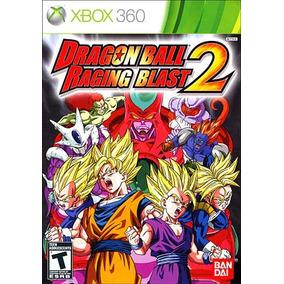 Dragon Ball Raging Blast 2 Mídia Física Xbox 360