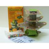 Brinquedo Antigo Grow Casa Torre Do Shrek 2 Anos 00/10