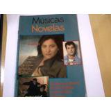 Revista Músicas Das Novelas Nº3 Barriga De Aluguel