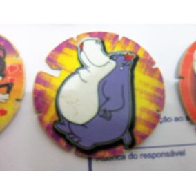 Tazos Elma Chips - Animaniacs Arma E Voa