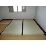 Tatami / Tatame Tradicional Japonês De Junco 1,80 X 0,90mts