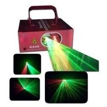 Laser Turbinado Verde E Vermelho K800