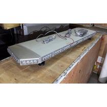 Giroflex Sinalizador Led Em Aluminio Novo