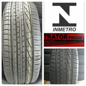 Pneu Remold Novo 195-55-15 +selo Inmetro Com Garantia Barato