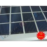Painel Placa Célula Energia Solar Fotovoltaica 10 Watts 10w