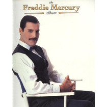 Queen - The Freddie Mercury Album Tablatura Partitura Libro