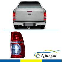 Lanterna Toyota Hilux Srv 2012 Até 2015 Direita Original