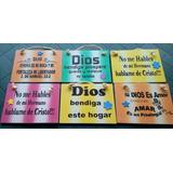 Cuadros Cristianos Y Con Textos Biblicos