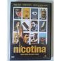 Nicotina - Uma Noite De Puro Caos Dvd