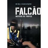 Dvd Falcão Meninos Do Tráfico - Orig. Cine Nacion Encarte