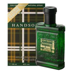 Perfume Handsome 100ml Paris Elysees - Nina Presentes