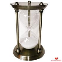 Ampulheta De 15 Minutos - Antigo Relógio Para Medir O Tempo