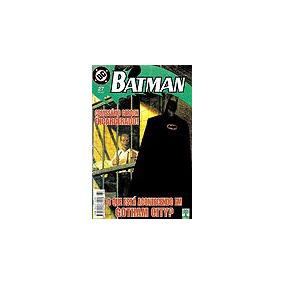 Batman # 27 (5ª Série) - Jan/1999 - Abril