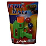 Bola Ping Pong Atirador Pressão Fire Ball Brinquedo Crianças