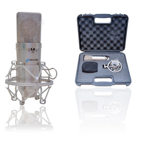 Kit Arcano Com 01 St-03 P/ Estudio + 01 Pop Filter Amf1