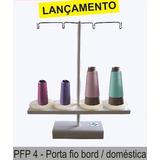 Overlock Portatil Porta Fio Máquina Doméstica Galoneira