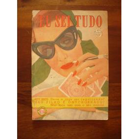 Revista Eu Sei Tudo Nº419 Abril 1952 - Cod 22116