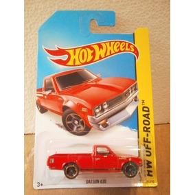 Hot Wheels Camioneta Datsun 620 Rojo 139/250 2014