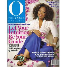 Revista Oprah: Jane Fonda / Sofia Vergara / Torta De Morango