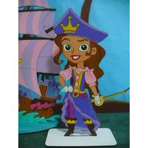 Disfraz Similar Izzy Princesa Pirata Del Talle 4 Al 12