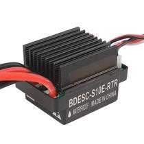 Esc Brushed 6 12v P/ Motores Escovados,320a Com Bec P/ Rc