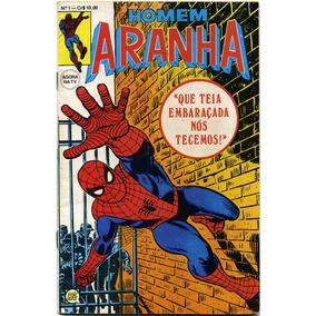 Homem-aranha Nº 1 Rge - Raríssimo
