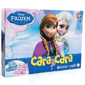 Jogo Cara A Cara Frozen - Estrela