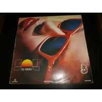 Lp Trilha Sonora Nacional Sol De Verão, Disco Vinil, 1982